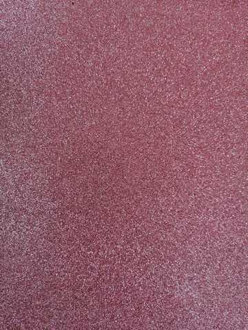 Глитерный фоамиран 2мм 40*60см. цвет темно-розовый