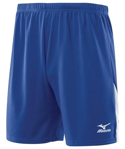 Шорты волейбольные Mizuno Trade Short мужские blue