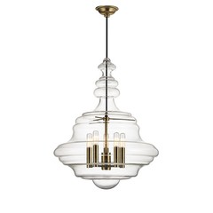 Washington 5-Light Pendant Light from Hudson Valley Lighting