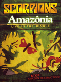 Scorpions / Amazonia - Live In The Jungle (DVD)