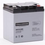 Аккумулятор Challenger AS12-28 ( 12V 28Ah / 12В 28Ач ) - фотография