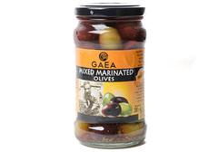 Оливки маринованные ассорти Gaea, 300г