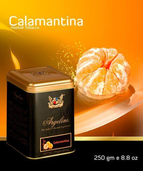Табак для кальяна Argelini Calamantina 250 гр.