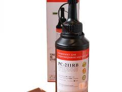 Чип и тонер Pantum PC-211RB для Pantum P2200, P2207, P2507, P2500W, M6500, M655  (Ресурс 1,6К)