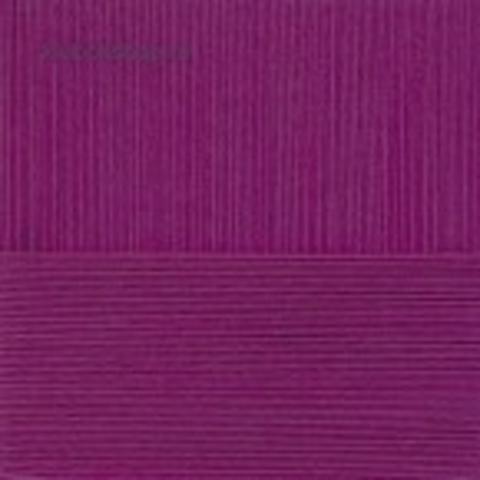 Пряжа Ласковое детство 575 Ярко-лиловый Пехорка - купить в интернет-магазине Клубок Шоп
