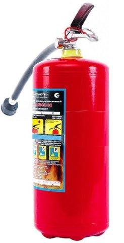 Огнетушитель воздушно-эмульсионный ОВЭ-2 (з)-АВСЕ-02 морозостойкие