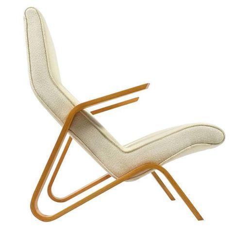 replica grasshopper wood  armchair