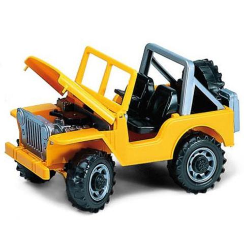 Bruder: Внедорожник «Jeep», 02-540 — Брудер