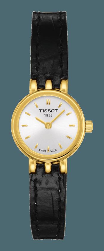 758a5d9f7b8e Женские часы Tissot T058.009.36.031.00 Lovely- купить по цене ...