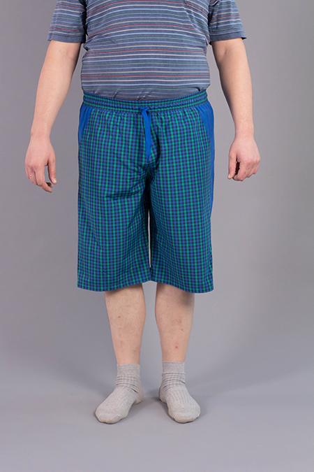 Лекала мужских шорт для пошива