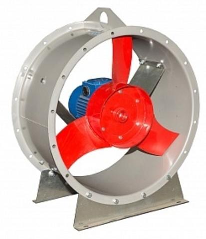 Осевой вентилятор Ровен ВО 06-300-6,3 0,75/1000