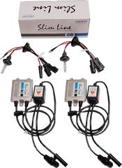 Комплект ксенона MTF Light Slim Line H4 (4300K)