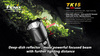 Купить Подствольный тактический фонарь Fenix TK15 S2 400 люмен (модель 34237) по доступной цене
