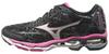 Женские кроссовки для бега Mizuno Wave Creation 16 (J1GD1501 03) черные фото слева