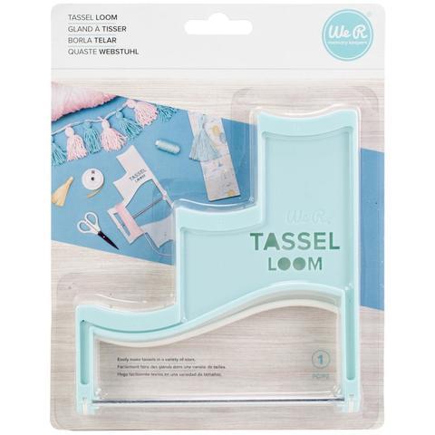 Инструмент для изготовления кисточек We R Memory Keepers Tassel Loom