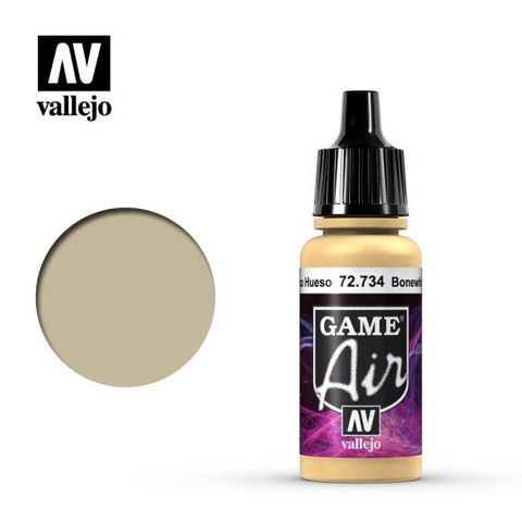 Game Air Bonewhite 17 ml.