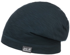 Шапка-бини Jack Wolfskin Travel Beanie Kids night blue