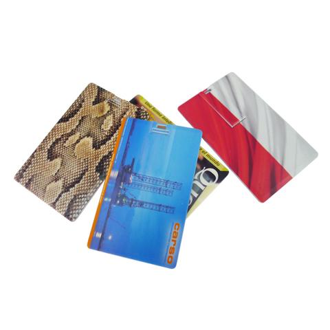 usb-флешка карточка double индивидуальный дизайн
