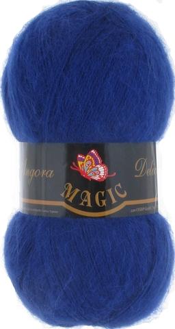 Пряжа Angora Delicate Magic 1115 Темно-синий - купить в интернет-магазине недорого klubokshop.ru