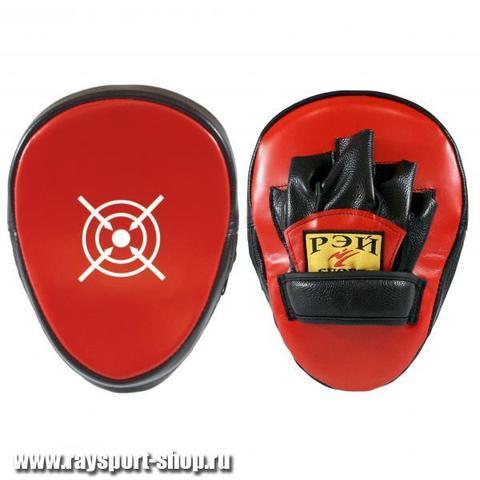 Л16К Лапа боксёрская загнутая