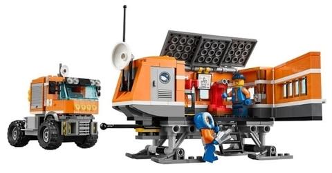 LEGO City: Передвижная арктическая станция 60035 — Arctic Outpost — Лего Сити Город