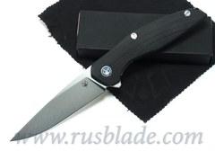 Shirogorov 111 M390 G10 black