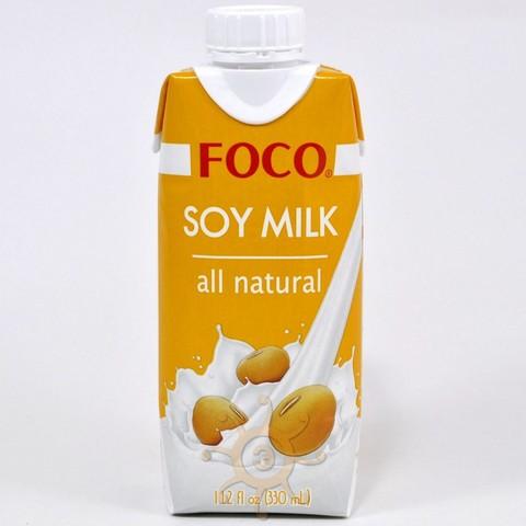Соевое молоко Foco, 330 мл