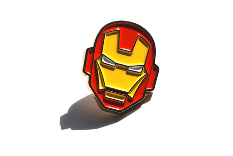 Iron Man Pin || Пин  Железный Человек
