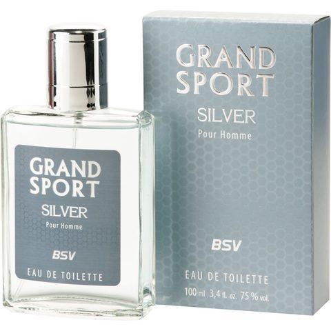 Ninel Parfum Grand Sport Туалетная вода для мужчин Silver 100мл