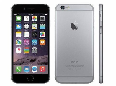 iPhone 6 16 гб без Touch ID space gray черный