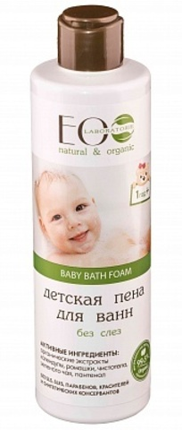 EO Laboratorie Детская пена для ванн 1+