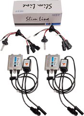 Комплект ксенона MTF Light Slim Line H4 (5000K)