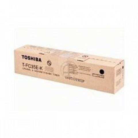 Тонер T-FC35EK черный для Toshiba e-STUDIO2500C/3500C/3510C (24K) (6AJ00000051)