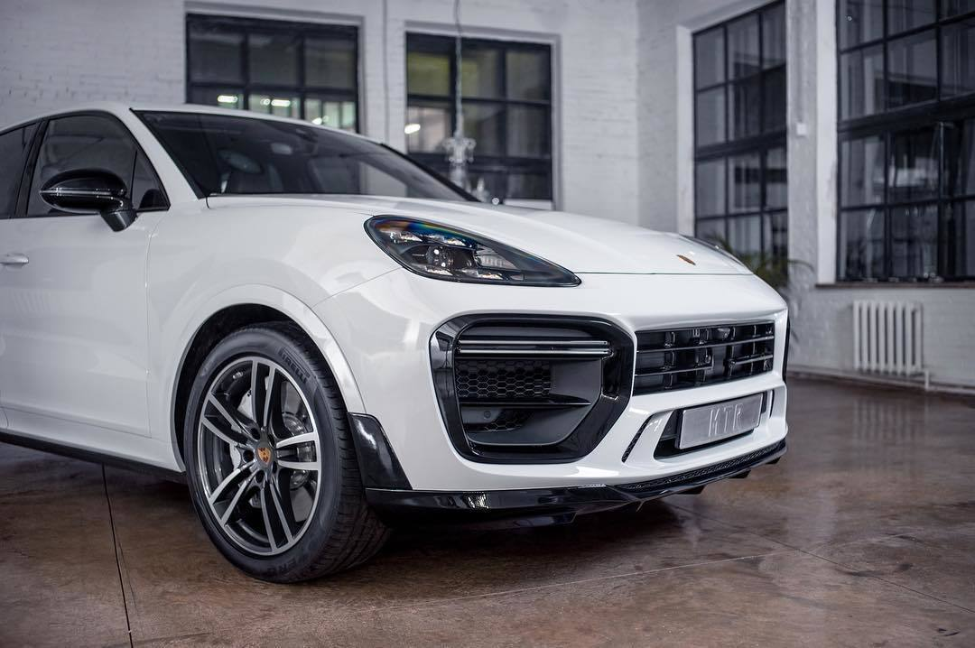 MTR Design Body Kit for Porsche Cayenne (New)