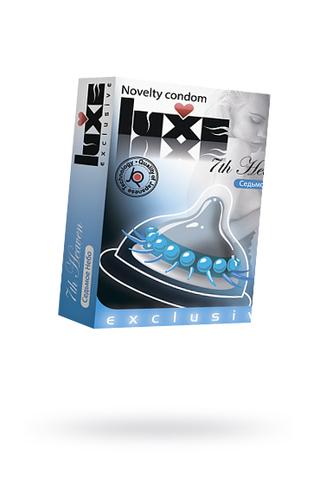 Презервативы Luxe Exclusive Седьмое небо №1, 1 шт