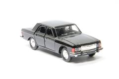 GAZ-3102 Volga black Agat Mossar Tantal 1:43