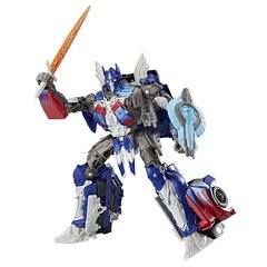 Трансформер Оптимус Прайм (Optimus Prime)  Вояджер класс - Последний рыцарь, Hasbro