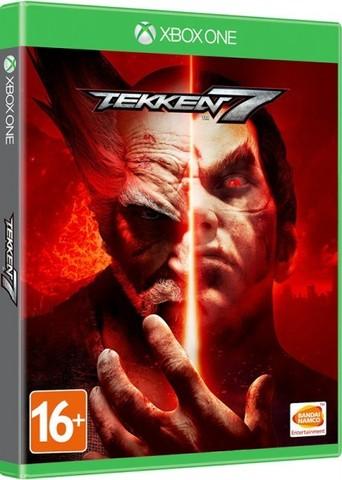 Xbox One Tekken 7 (русские субтитры)