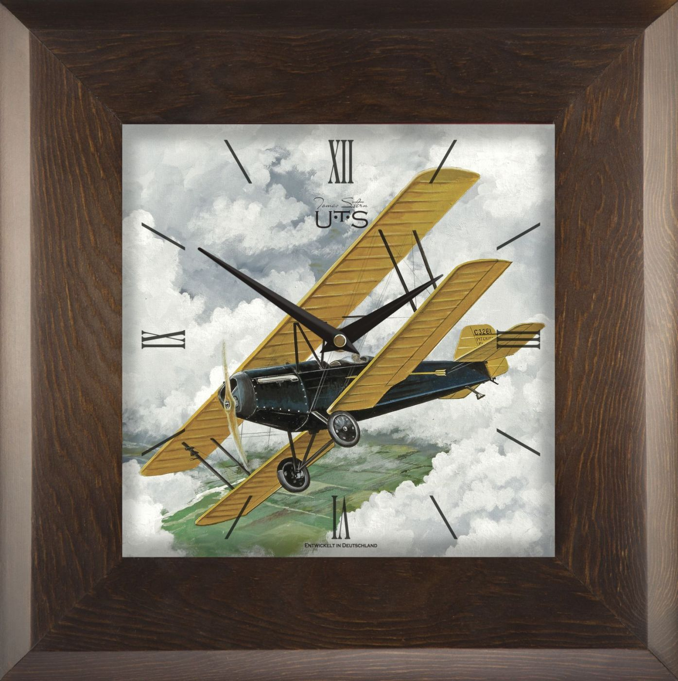 Часы настенные Часы настенные Tomas Stern 7007 chasy-nastennye-tomas-stern-7007-germaniya-tayvan.jpg