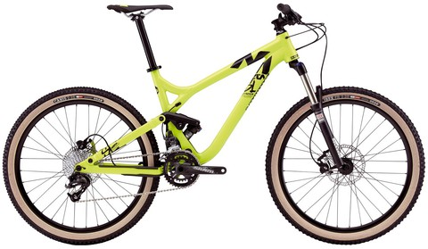 COMMENCAL Meta SL 4 LIME MATT 2013 Medium