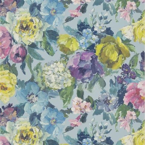 Обои Designers Guild Caprifoglio Wallpapers PDG675/01, интернет магазин Волео