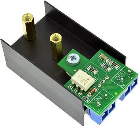 EK-STK0046-6A. Оптосимисторный ключ 6 А с радиатором