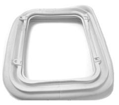 Уплотнительная манжета дверки люка стиральной машины Канди  180007818 81452545
