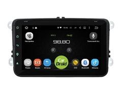 Штатная магнитола на Android 8.0 для Volkswagen Passat CC 08-11 Roximo CarDroid RD-3706