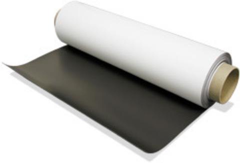 Магнитный винил 0.25 мм матовый ПВХ рулон