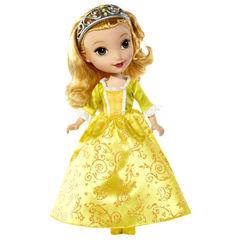 Кукла Принцесса Эмбер (Amber) Базовая - Sofia the First, Mattel