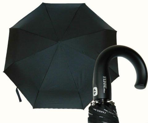 Зонт мужской Ferre GF 7007 DELUXE NERO
