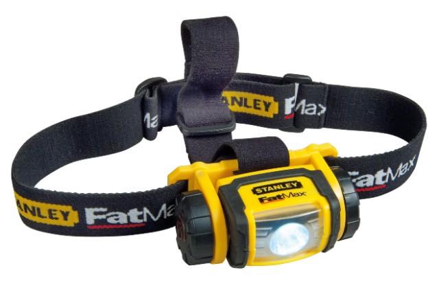 Фонарь налобный светодиодный FatMax Stanley 0-70-767
