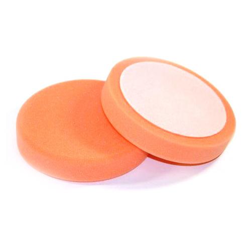 Полировальная губка оранжевого цвета, поролон