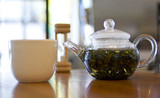Черный цейлонский чай с чабрецом